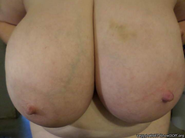 Funbags sexy big boobs - [7-19-16-8120]